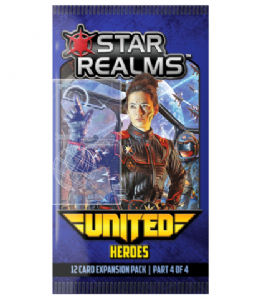 Star Realms : United  - Heroes